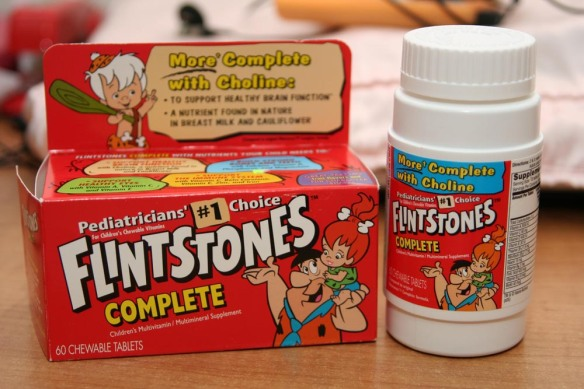 Flickr_Flintstones vitamins
