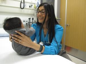 Dr. Samina Ali